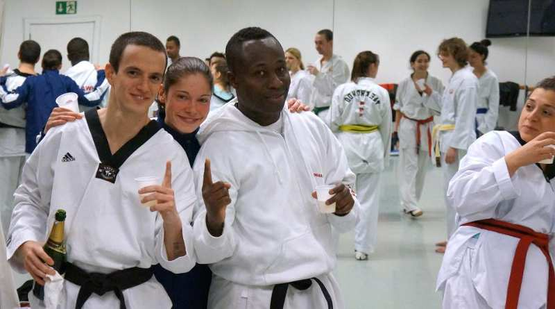 Taekwondo-Kickboxing-Personal Training-Wellness & Nutrition-Boot Camps